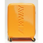 k-way trolley cabin rigido 55/40/20 GIALLO