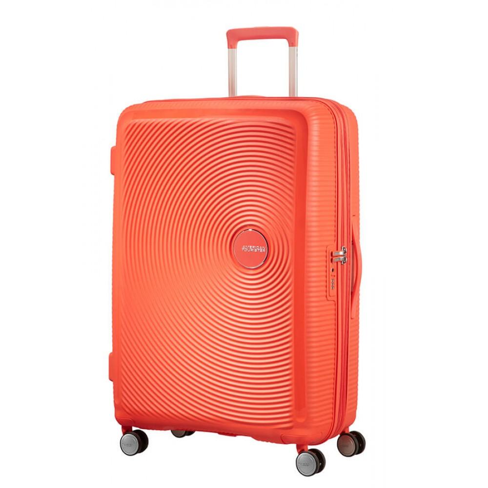 American Tourister Spinner Espandibile (4 Ruote) 77Cm spicy peach