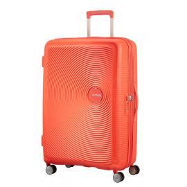 American Tourister SOUNDBOX Spinner Espandibile (4 Ruote) 77Cm spicy peach grande 32G66003 88474-7067