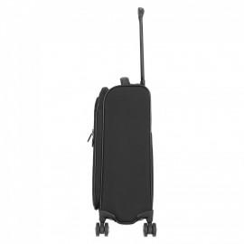 Bric's itaca trolley bagaglio a mano 55 cm 4 ruote nero B2Y08360