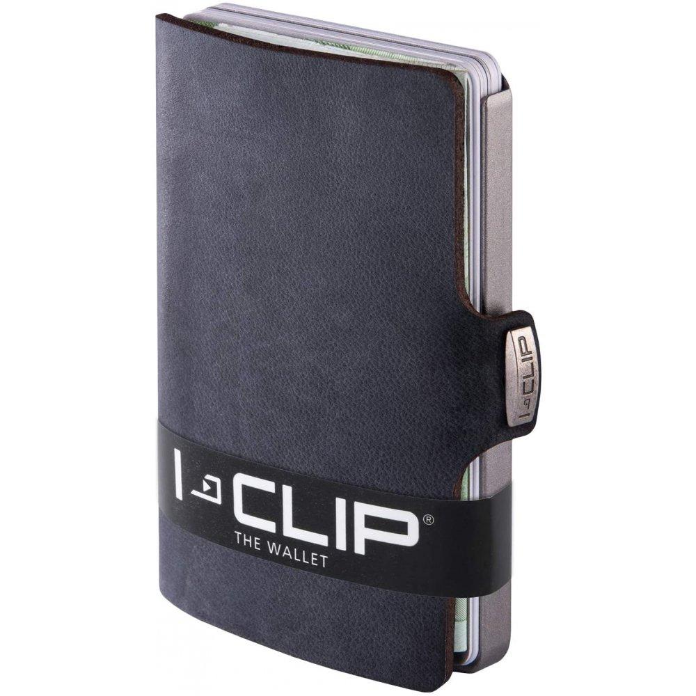 I-Clip Soft Touch Schwarz 14498