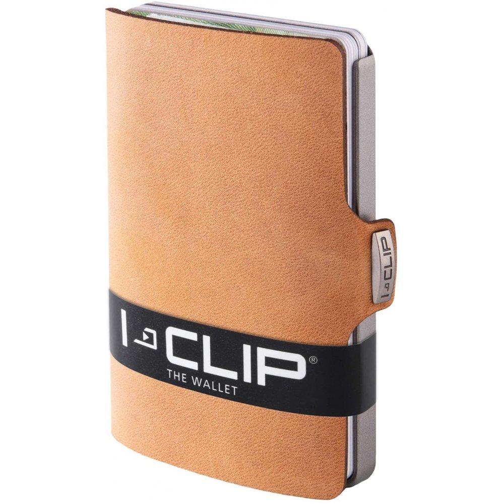 I-Clip Soft Touch Caramel 14508