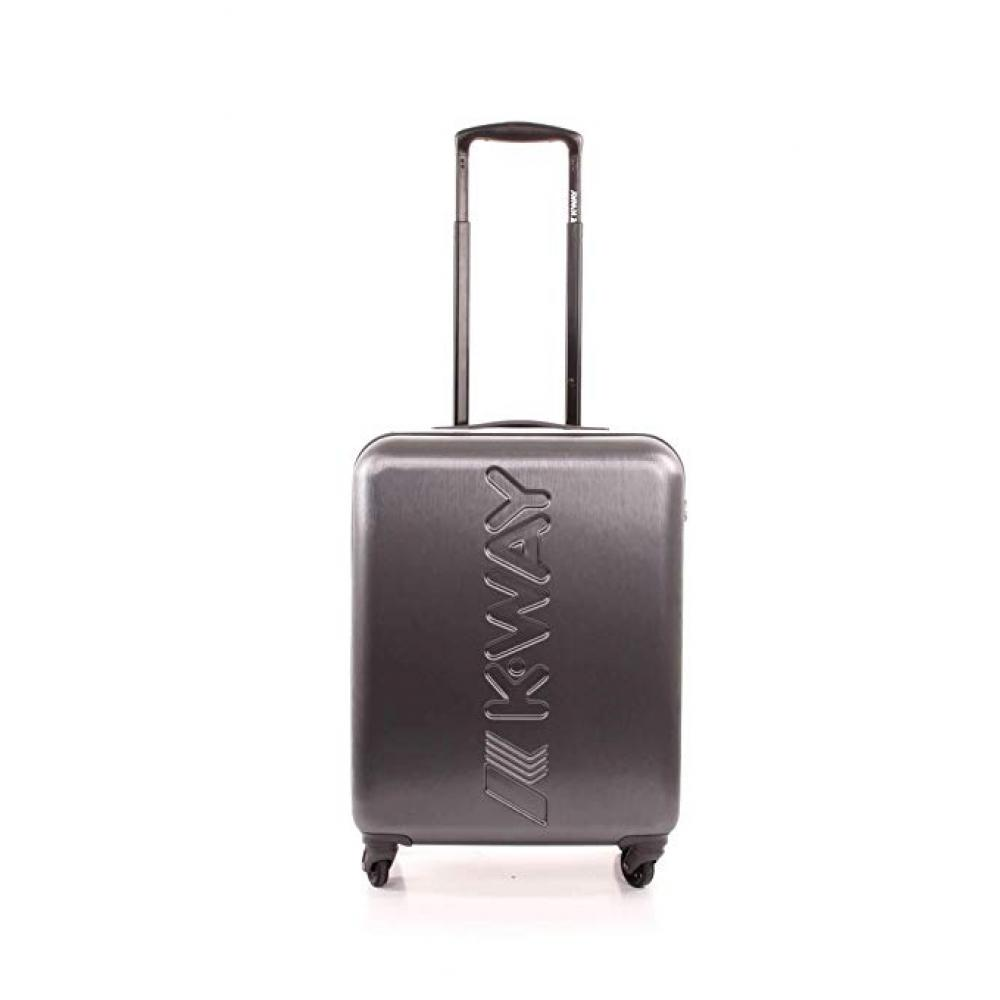 k-way trolley cabin rigid 55/40/20 gunmetal 8BKKE401