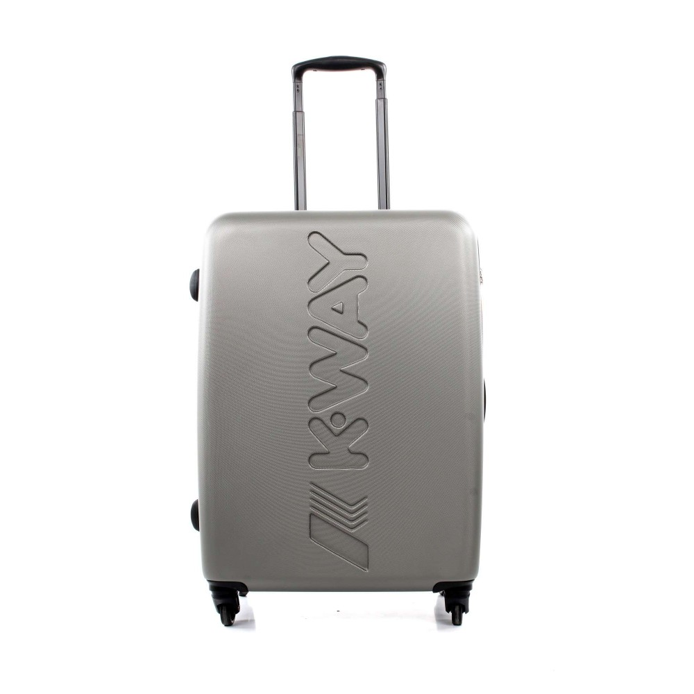 K-way trolley medio rigido grey  8AKK1G020C1