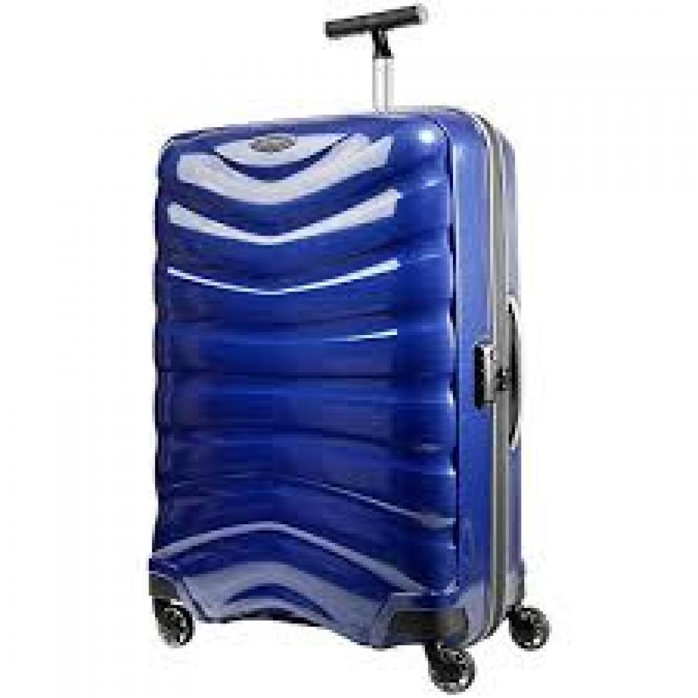 SAMSONITE FIRELITE MEDIO/GRANDE 75/28 DARK BLUE