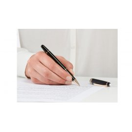 Penna roller Montblanc MST Gold-Coated Classique 12890