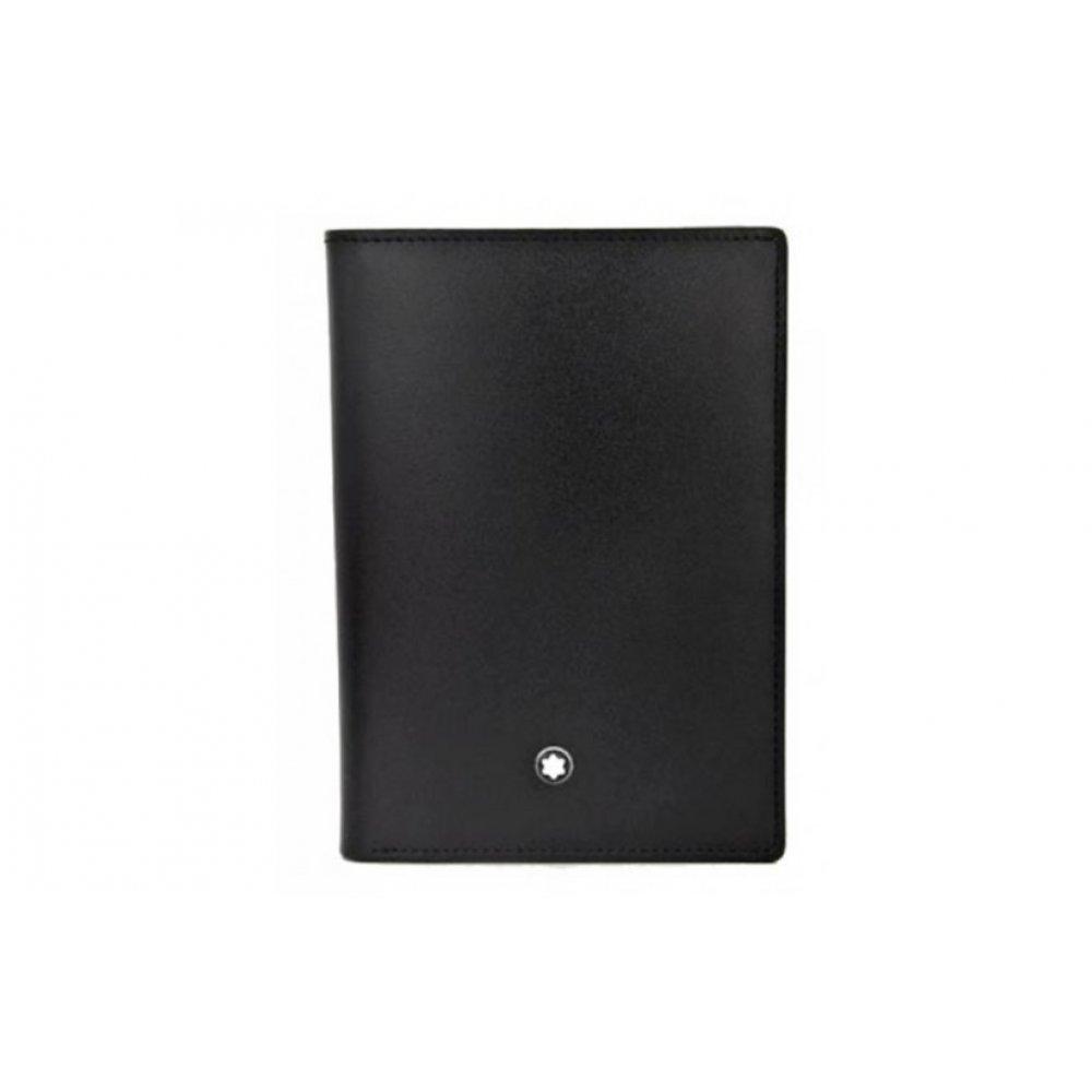 Portafoglio verticale Montblanc MST 8scomparti 35802