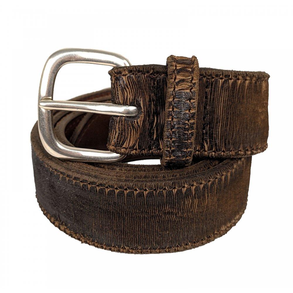 Cintura In Pelle Testa Di Moro Orciani U07838CTT-005