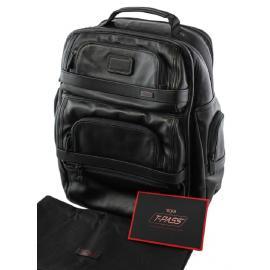 Tumi zaino in pelle con scomparto per computer portatile con tecnologia TUMI T-Pass®  96578D2