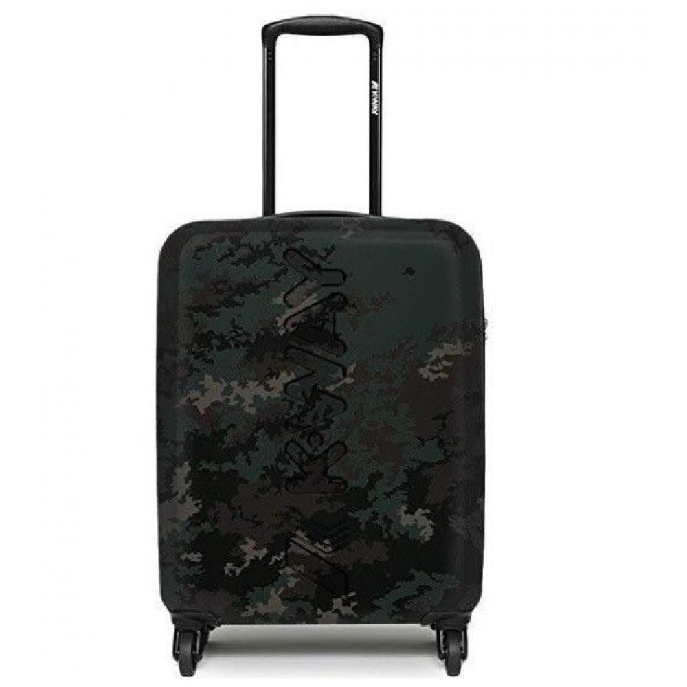 K- way trolley rigido cabina camouflage 8AKKE301B9701