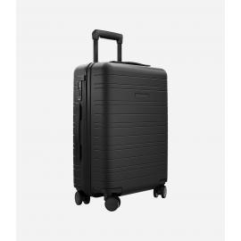 Horizn Studios H5 Cabin Luggage all black (35L) horizn trolley bagaglio a mano 4 ruote in policarbonato aerospaziale nero HS7UAX
