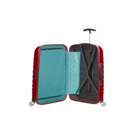 Samsonite Lite-Shock Trolley (4 Ruote) 55Cm Chili Red bagaglio a mano 77120-1198 98V060901