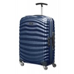 Samsonite Lite-Shock Trolley (4 Ruote) 55Cm Midnight Blue 77120-1549 98V031901