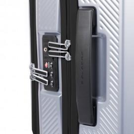 Piquadro Trolley Cabina Porta Pc Rigido Con Porta Ipad®10 Nero BV4736CB
