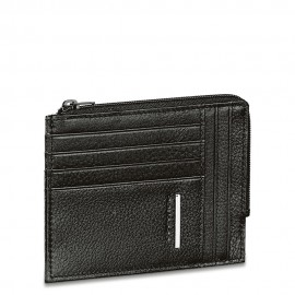 Piquadro Portadocumenti, Carte Di Credito, Porta Monete Nero PP1220MO