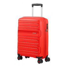 American Tourister SUNSIDE Spinner (4 Ruote) S Sunset Red