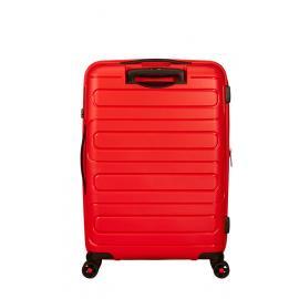 American Tourister SUNSIDE Spinner Espandibile (4 Ruote) 68Cm Sunset Red