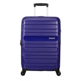 American Tourister SUNSIDE Spinner Espandibile (4 Ruote) 68Cm Navy