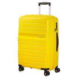 American Tourister SUNSIDE Spinner Espandibile (4 Ruote) 68Cm Sunshine Yellow