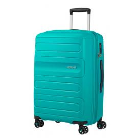 American Tourister SUNSIDE Spinner Espandibile (4 Ruote) 68Cm Aero Turquoise 107527-4842 51G21002