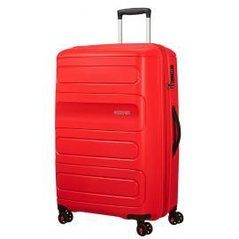 American Tourister SUNSIDE Spinner Espandibile (4 Ruote) 77Cm Sunset Red 107528-0409 51G00003