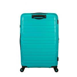 American Tourister SUNSIDE Spinner Espandibile (4 Ruote) 77Cm Aero Turquoise