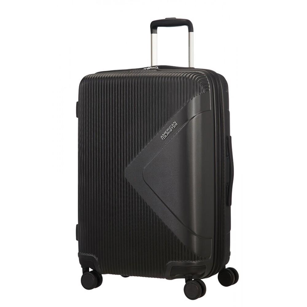 American Tourister Modern Dream Spinner (4 Ruote) 69Cm nero