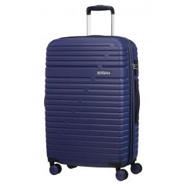 American Tourister aero racer Trolley (4 Ruote) 68Cm Nocturne Blue 116989-2375 61G21002