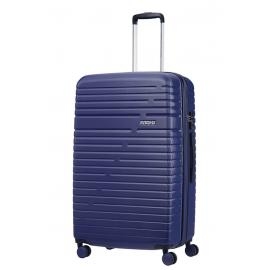 American Tourister aero racer Trolley (4 Ruote) 79Cm Nocturne Blue 116990-2375 61G21003