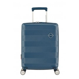 American Tourister Flylife Trolley (4 Ruote) 55Cm Petrol Blue 125238-1686 81G11001