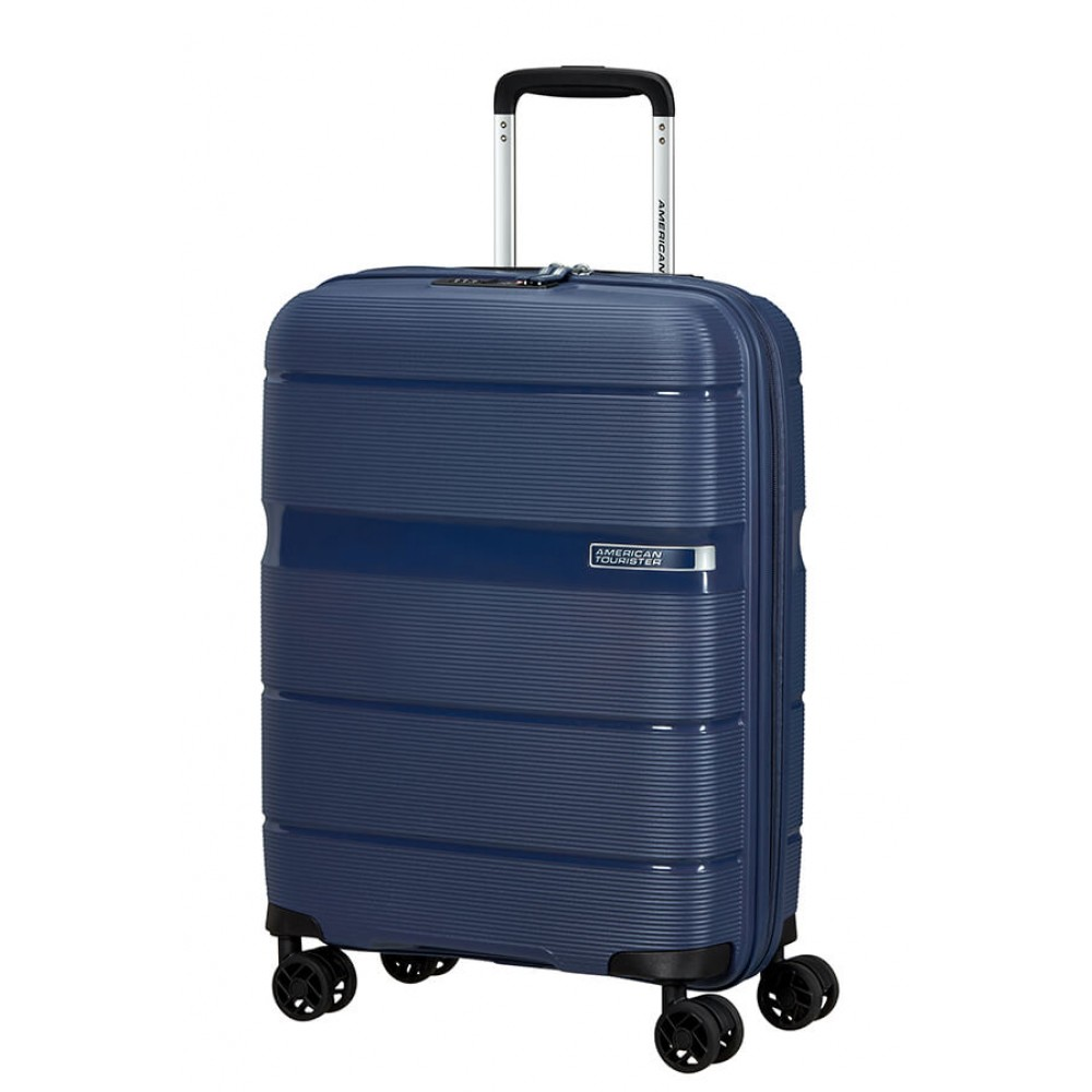 American Tourister LINEX Trolley (4 Ruote) 55Cm S Deep Navy 128453-D418 90G01001