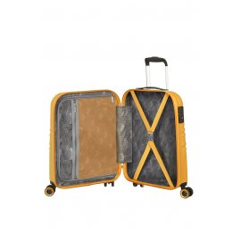 American Tourister, trolley (4 ruote) 55cm s sunset yellow 131989-1843 MA006001