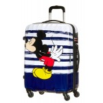 American Tourister disney Trolley (4 Ruote) M Mickey Kiss 64479-6975 19C22007