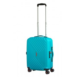 American Tourister AIR FORCE Spinner (4 Ruote) S Aero Turquoise