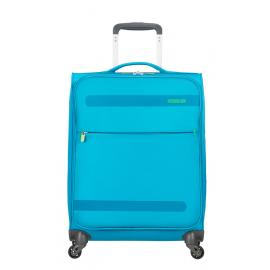 American Tourister Spinner (4 Ruote) S Mighty Blue