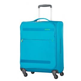 American Tourister HEROLITE Spinner (4 Ruote) 55 cm S Mighty Blue