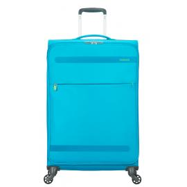 American Tourister Spinner (4 Ruote) M Mighty Blue