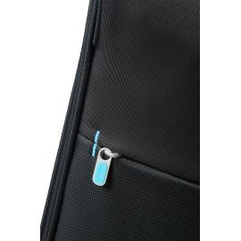 American Tourister Spinner (4 Ruote) L Volcanic Black
