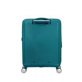 American Tourister soundbox Trolley Espandibile (4 Ruote) 55Cm Jade Green 32G14001 88472-1457