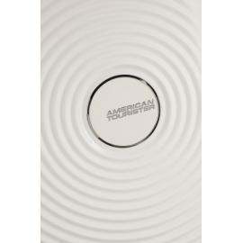 American Tourister Spinner Espandibile (4 Ruote)  Pure White
