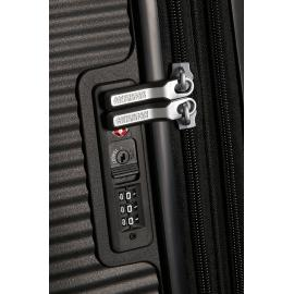 American Tourister Spinner Espandibile (4 Ruote)  Bass Black