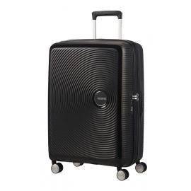 American Tourister SOUNDBOX Spinner Espandibile (4 Ruote)  Bass Black