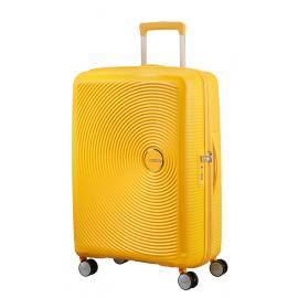 American Tourister SOUNDBOX Spinner (4 Ruote) 67 cm Golden Yellow