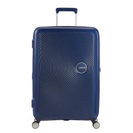 American Tourister Spinner Espandibile (4 Ruote) 67Cm Midnight Navy