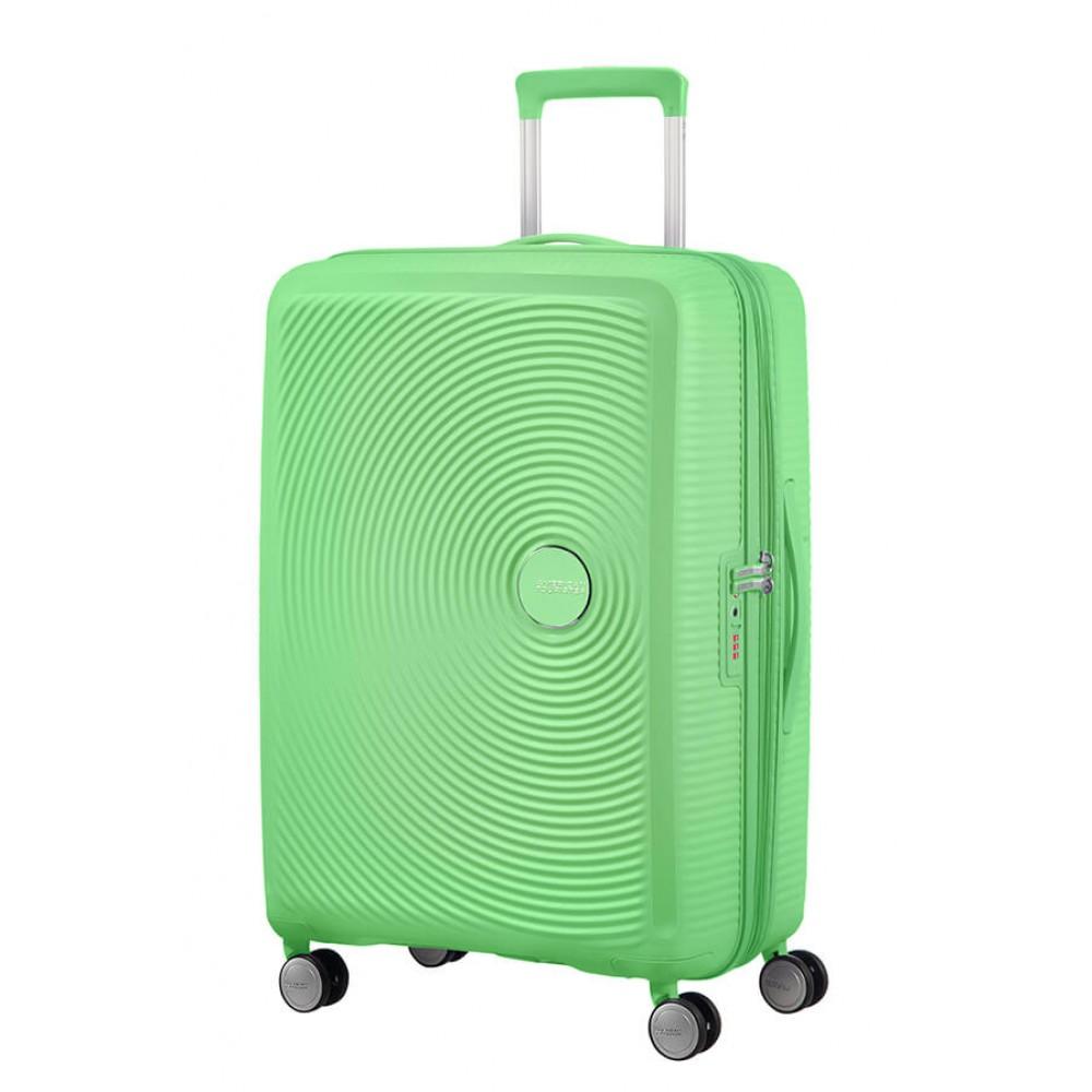 American Tourister Trolley Espandibile Soundbox Verde 88473-4420 32G44002