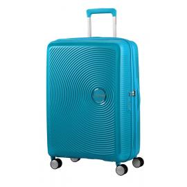 American Tourister SOUNDBOX Spinner Espandibile (4 Ruote)  Summer Blue 32G01002 88473-4497