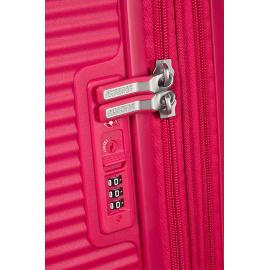 American Tourister Spinner Espandibile (4 Ruote)  Lightning Pink
