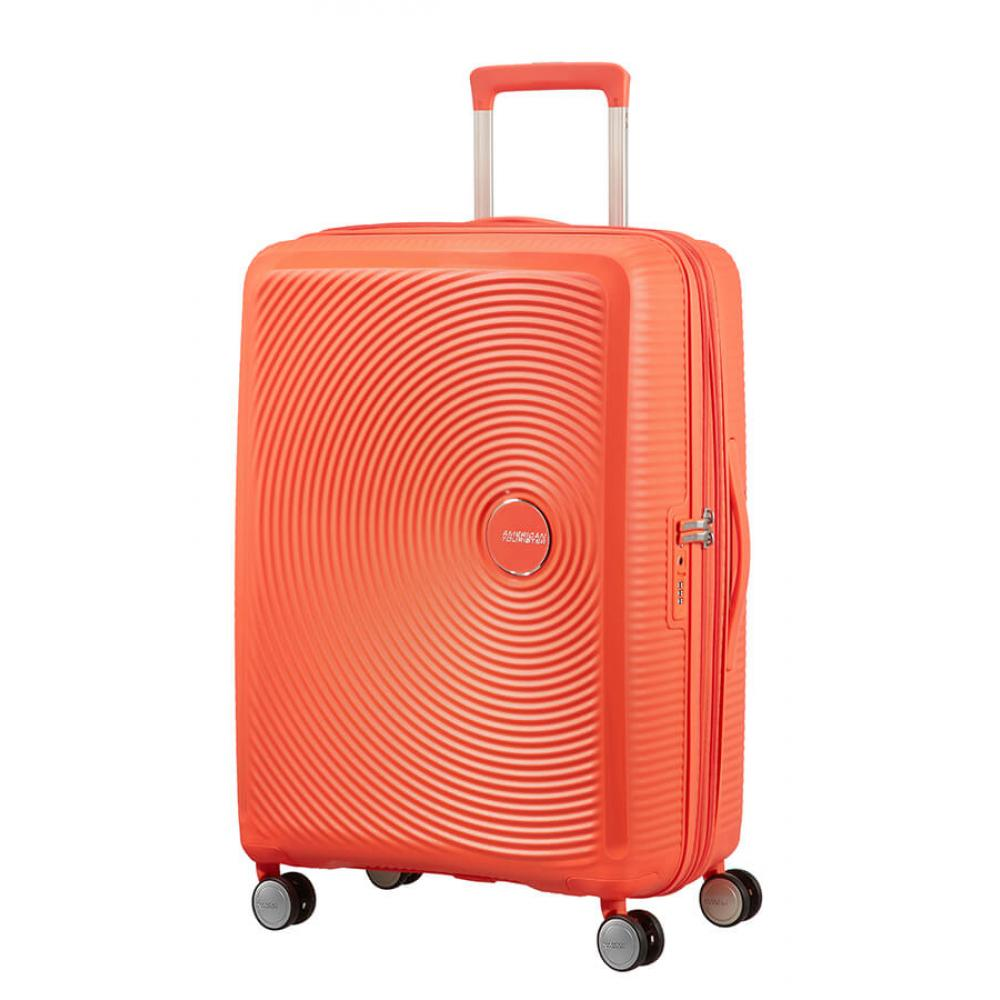 American Tourister Spinner (4 Ruote) 67Cm Spicy Peach