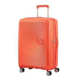 American Tourister SOUNDBOX Spinner (4 Ruote) 67Cm Spicy Peach