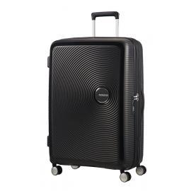 American Tourister SOUNDBOX Spinner Espandibile (4 Ruote) 77Cm Bass Black